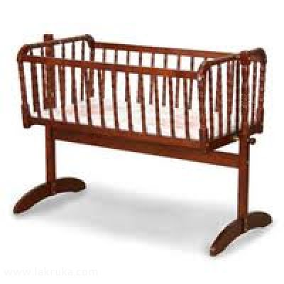 Old fashioned baby cradles 40